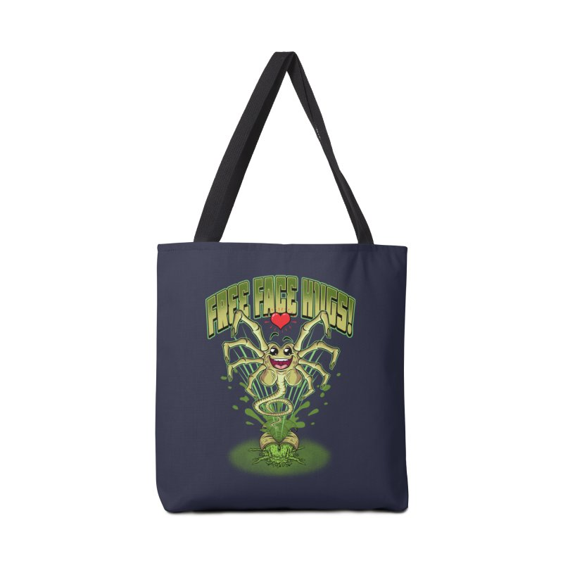 FREE FACE HUGS!    Accessories Bag by Inkdwell's Artist Shop