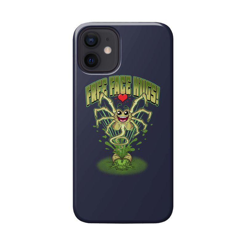 FREE FACE HUGS!    Accessories Phone Case by Inkdwell's Artist Shop