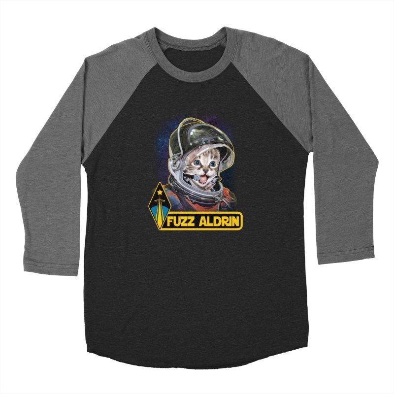 FUZZ ALDRIN Women's Longsleeve T-Shirt by Inkdwell's Artist Shop
