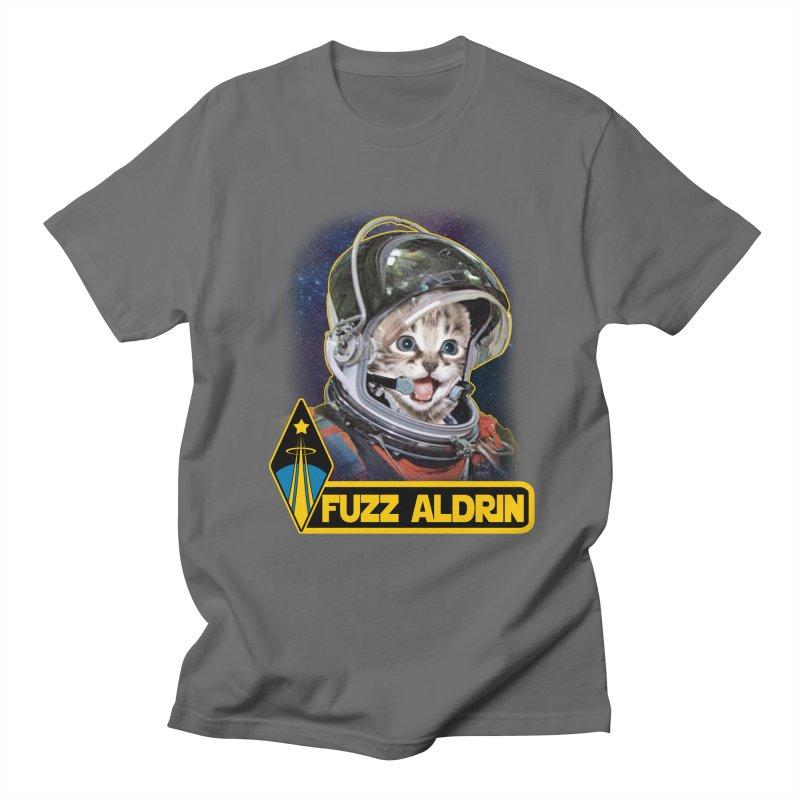 FUZZ ALDRIN Women's T-Shirt by Inkdwell's Artist Shop