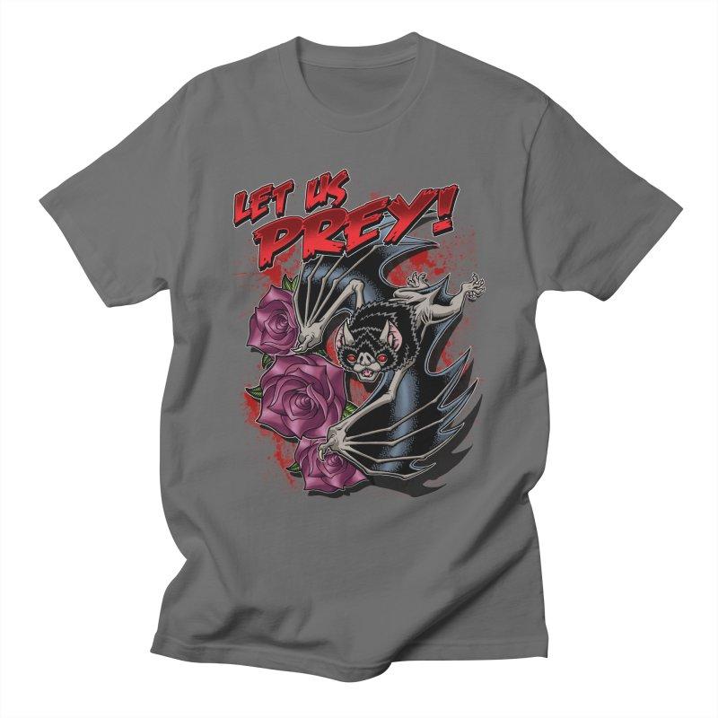 LET US PREY! Men's T-Shirt by Inkdwell's Artist Shop