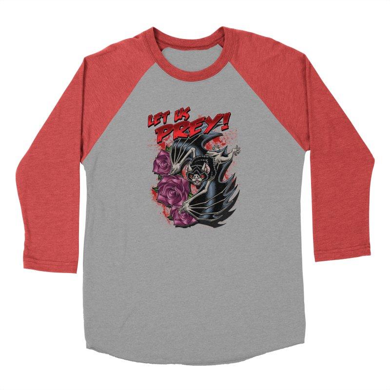 LET US PREY! Men's Longsleeve T-Shirt by Inkdwell's Artist Shop