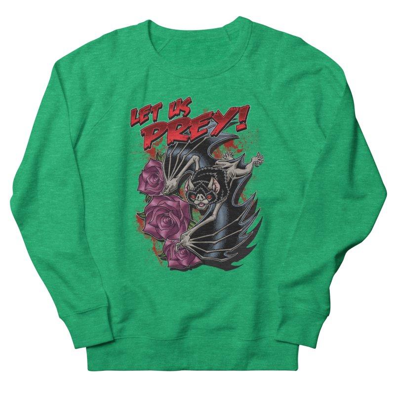 LET US PREY! Women's Sweatshirt by Inkdwell's Artist Shop