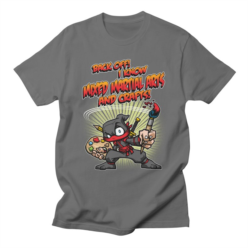 ARTS AND CRAFTS! Men's T-Shirt by Inkdwell's Artist Shop