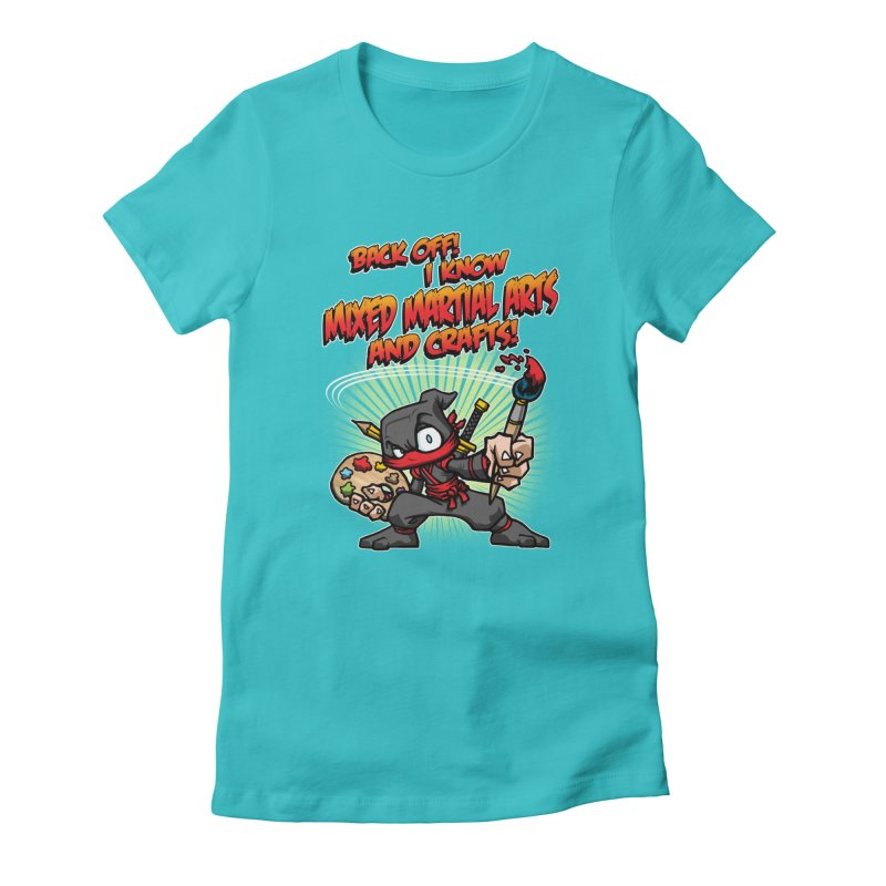 ARTS AND CRAFTS! Women's T-Shirt by Inkdwell's Artist Shop