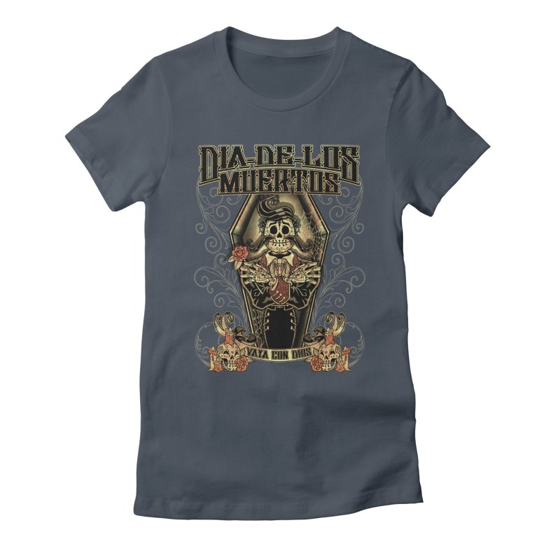 DEAD DAY Women's T-Shirt by Inkdwell's Artist Shop