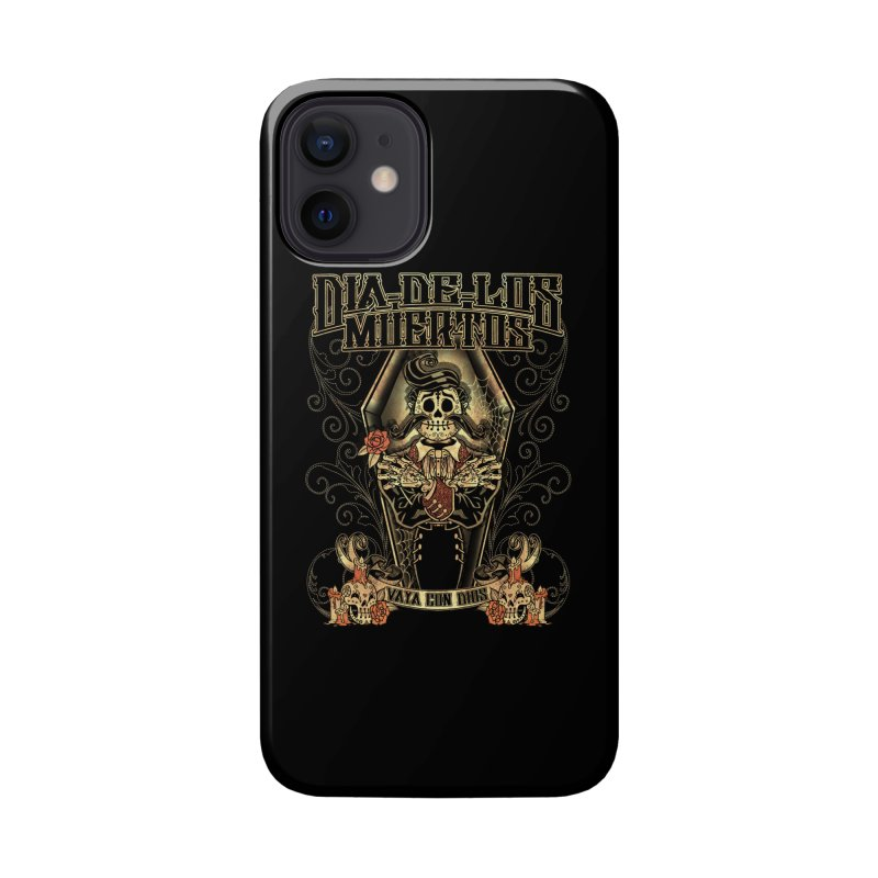 DEAD DAY Accessories Phone Case by Inkdwell's Artist Shop