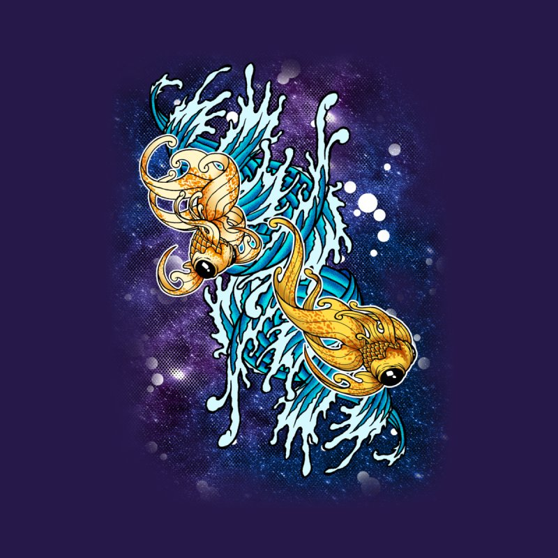 SPACE FISH by Inkdwell's Artist Shop