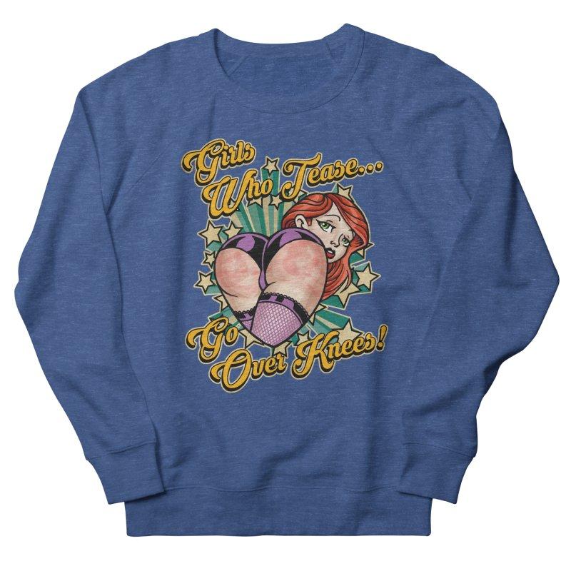 TEASE Women's Sweatshirt by Inkdwell's Artist Shop