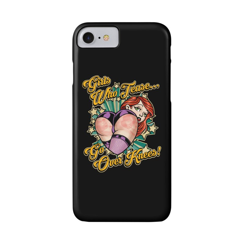 TEASE Accessories Phone Case by Inkdwell's Artist Shop