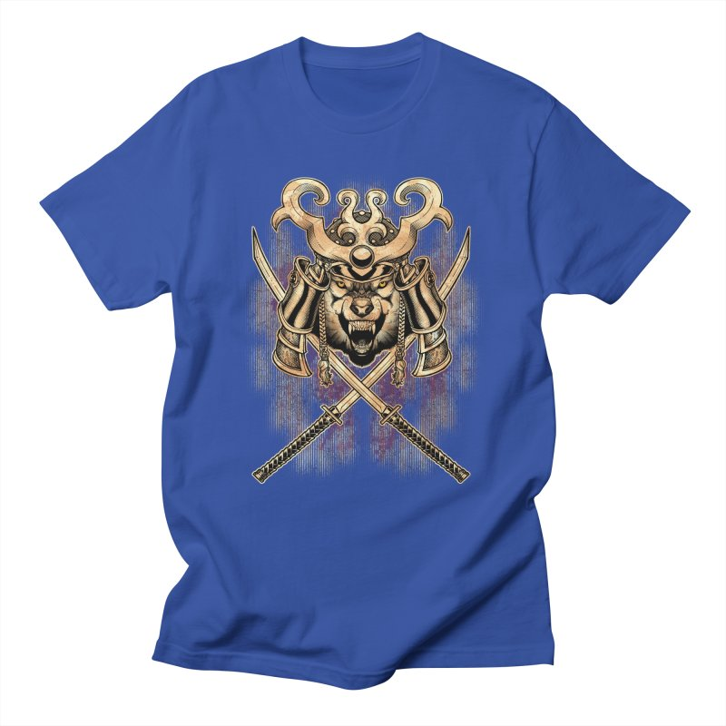 SAMURAI WOLF Women's T-Shirt by Inkdwell's Artist Shop