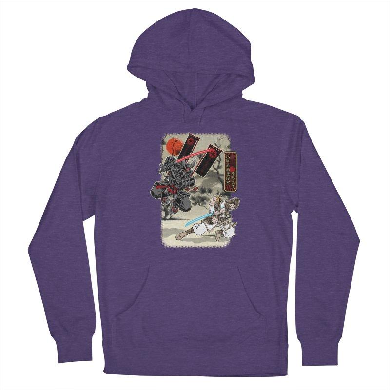 SAMURAI WARS Men's Pullover Hoody by Inkdwell's Artist Shop