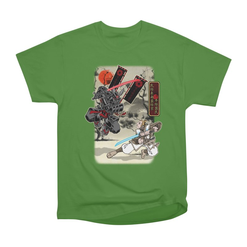 SAMURAI WARS Men's Classic T-Shirt by Inkdwell's Artist Shop