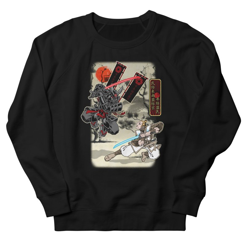 SAMURAI WARS Women's Sweatshirt by Inkdwell's Artist Shop