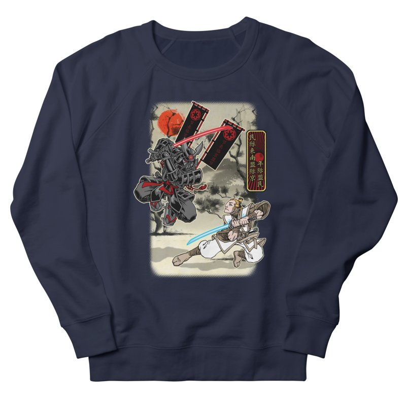 SAMURAI WARS Women's Sweatshirt by Inkdwell's Artist Shop