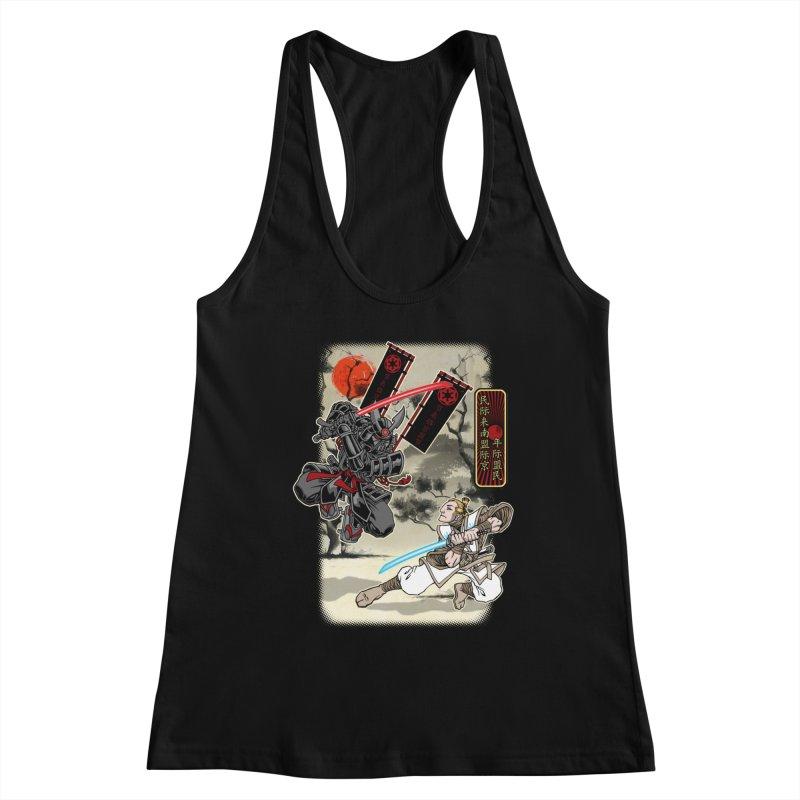 SAMURAI WARS Women's Tank by Inkdwell's Artist Shop
