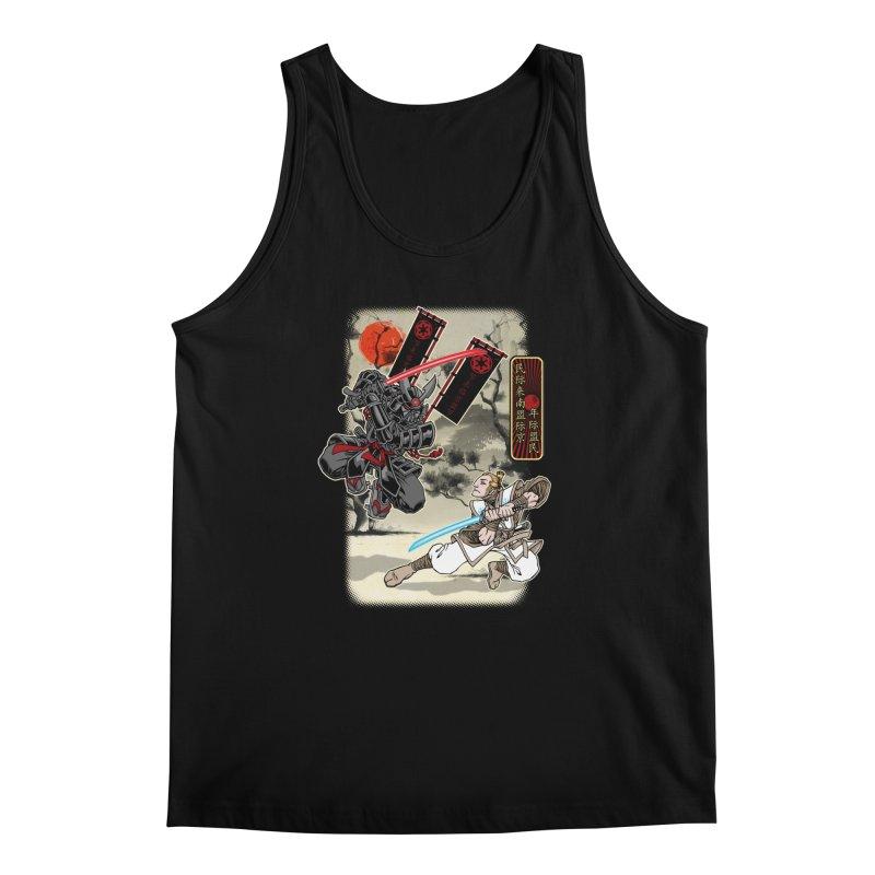 SAMURAI WARS Men's Tank by Inkdwell's Artist Shop