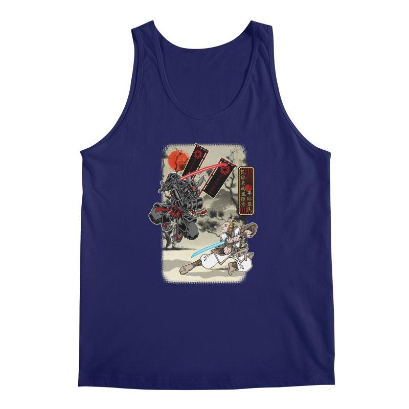 SAMURAI WARS Men's Regular Tank by Inkdwell's Artist Shop