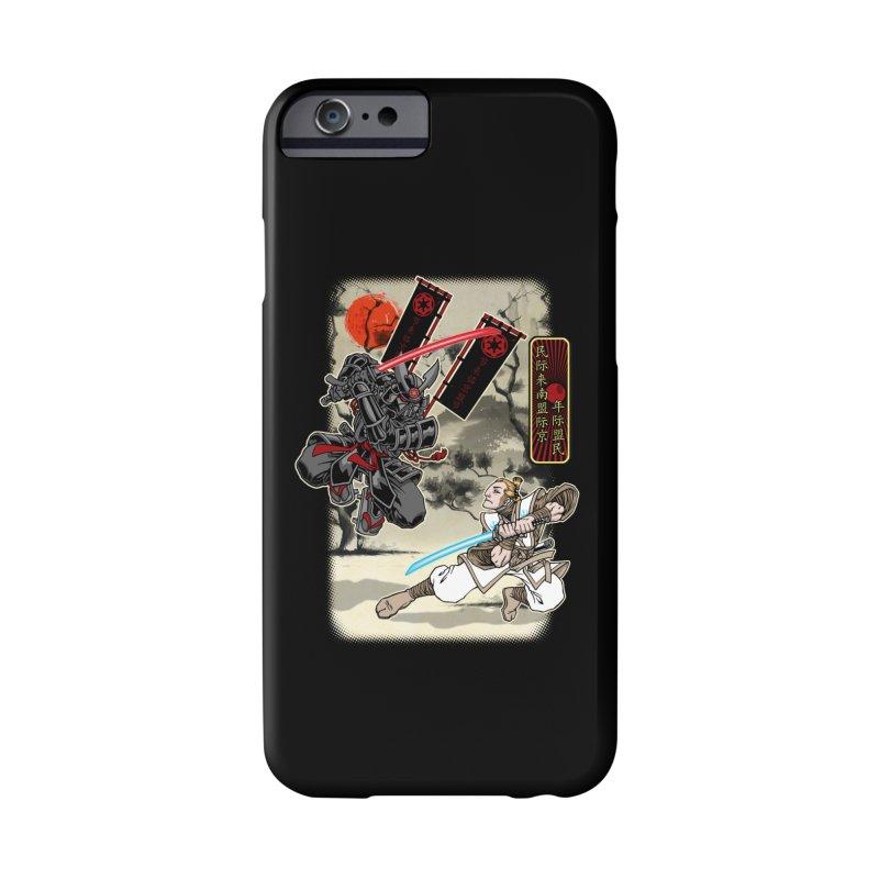 SAMURAI WARS Accessories Phone Case by Inkdwell's Artist Shop