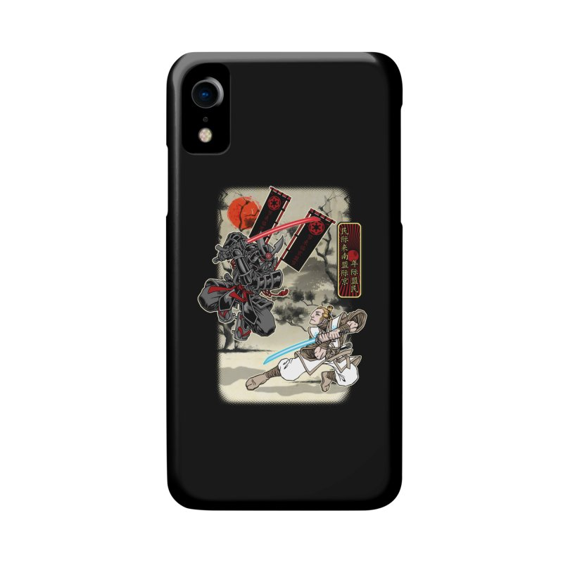 SAMURAI WARS Accessories Phone Case by Inkdwell's Artist Shop