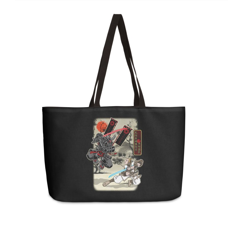 SAMURAI WARS Accessories Bag by Inkdwell's Artist Shop