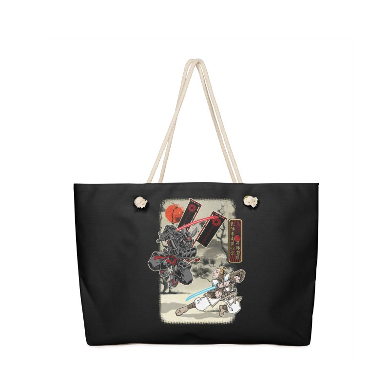 SAMURAI WARS Accessories Bag by Inkdwell's Artist Shop