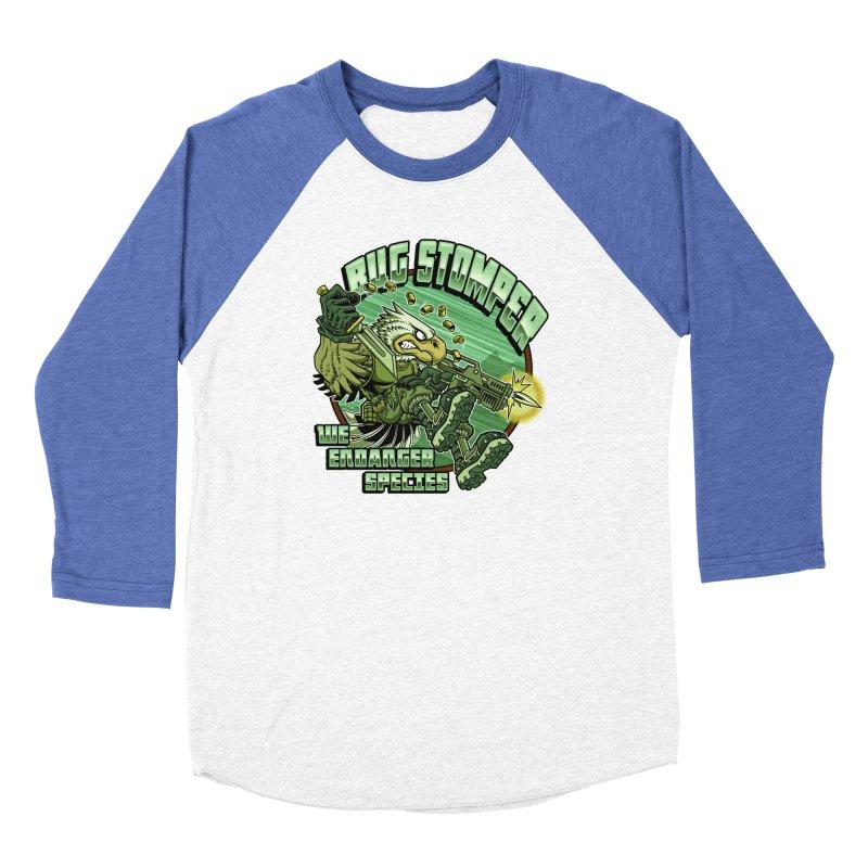 BUG STOMPER! Men's Longsleeve T-Shirt by Inkdwell's Artist Shop