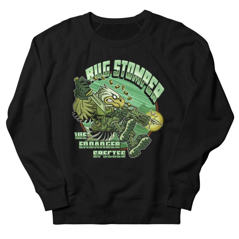 BUG STOMPER! Men's Sweatshirt by Inkdwell's Artist Shop
