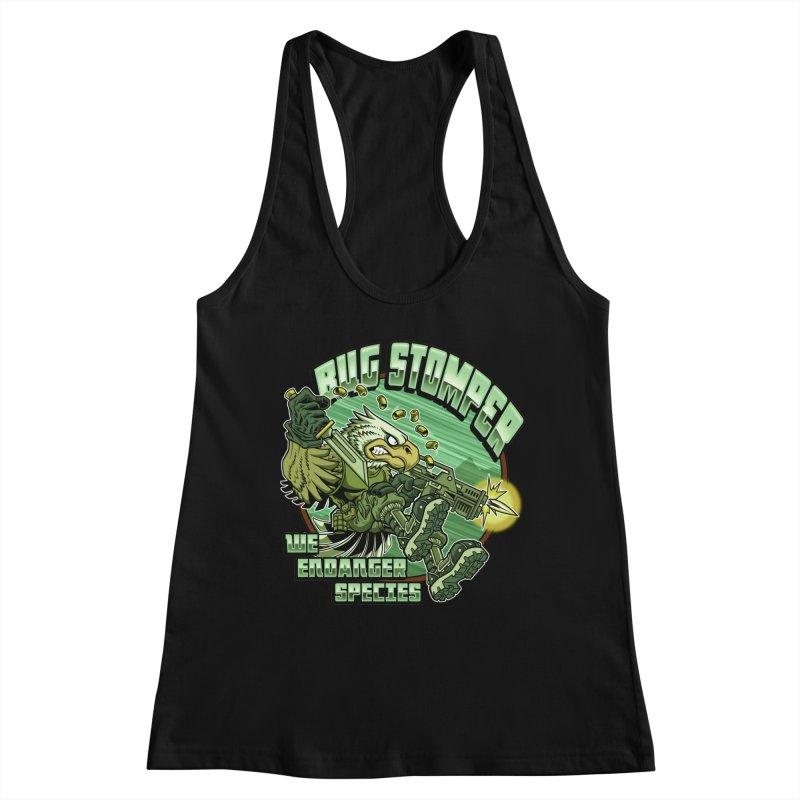 BUG STOMPER! Women's Tank by Inkdwell's Artist Shop