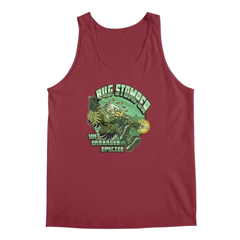 BUG STOMPER! Men's Regular Tank by Inkdwell's Artist Shop