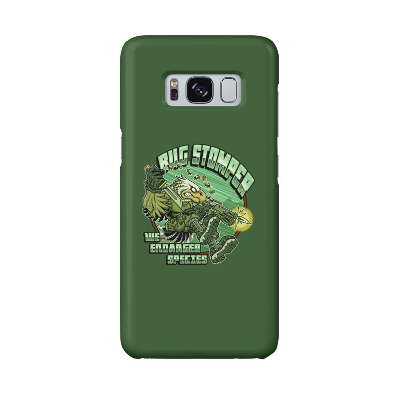 BUG STOMPER! Accessories Phone Case by Inkdwell's Artist Shop