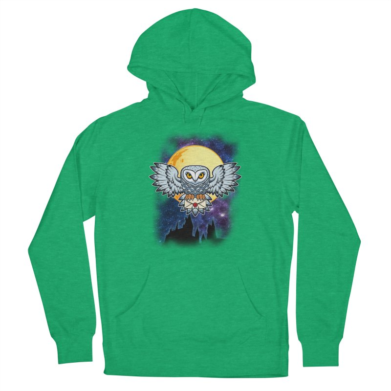 SPECIAL DELIVERY!  Men's Pullover Hoody by Inkdwell's Artist Shop