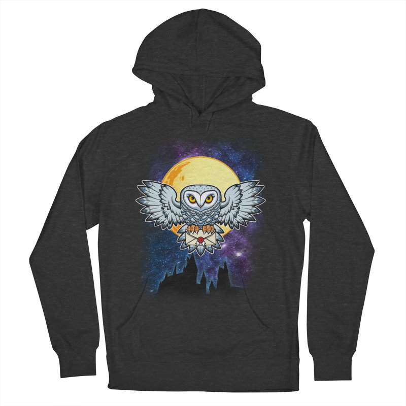 SPECIAL DELIVERY!  Women's French Terry Pullover Hoody by Inkdwell's Artist Shop