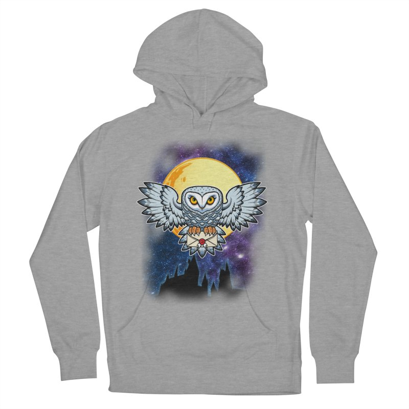 SPECIAL DELIVERY!  Women's Pullover Hoody by Inkdwell's Artist Shop