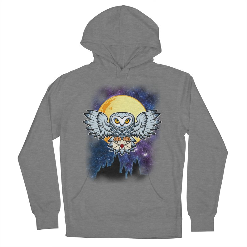 SPECIAL DELIVERY!  Men's French Terry Pullover Hoody by Inkdwell's Artist Shop