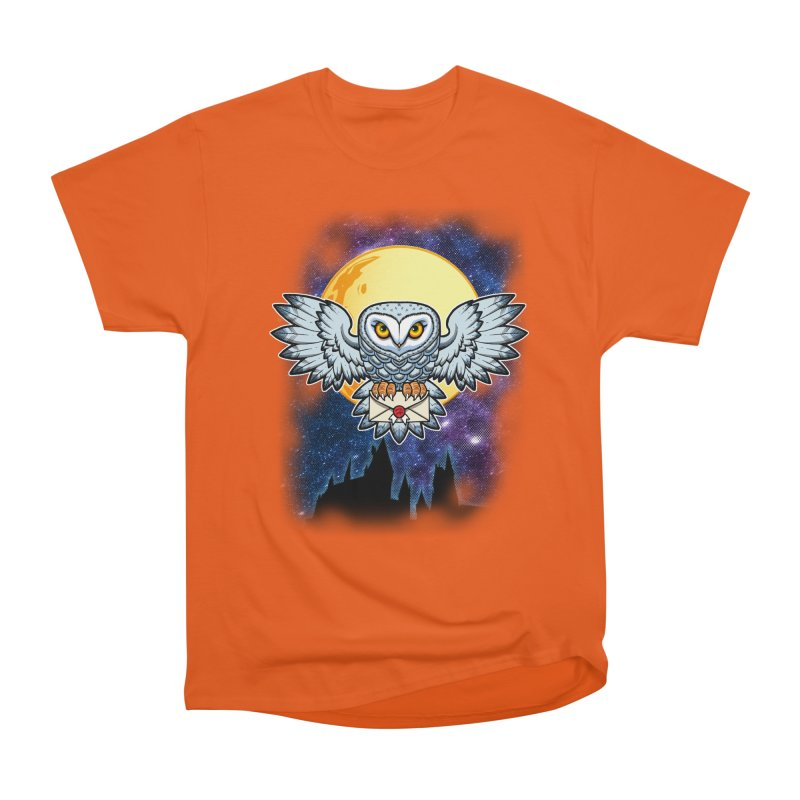 SPECIAL DELIVERY!  Men's Heavyweight T-Shirt by Inkdwell's Artist Shop
