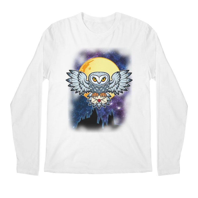 SPECIAL DELIVERY!  Men's Regular Longsleeve T-Shirt by Inkdwell's Artist Shop