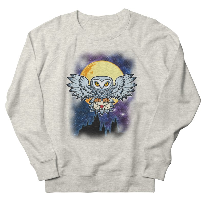 SPECIAL DELIVERY!  Women's French Terry Sweatshirt by Inkdwell's Artist Shop