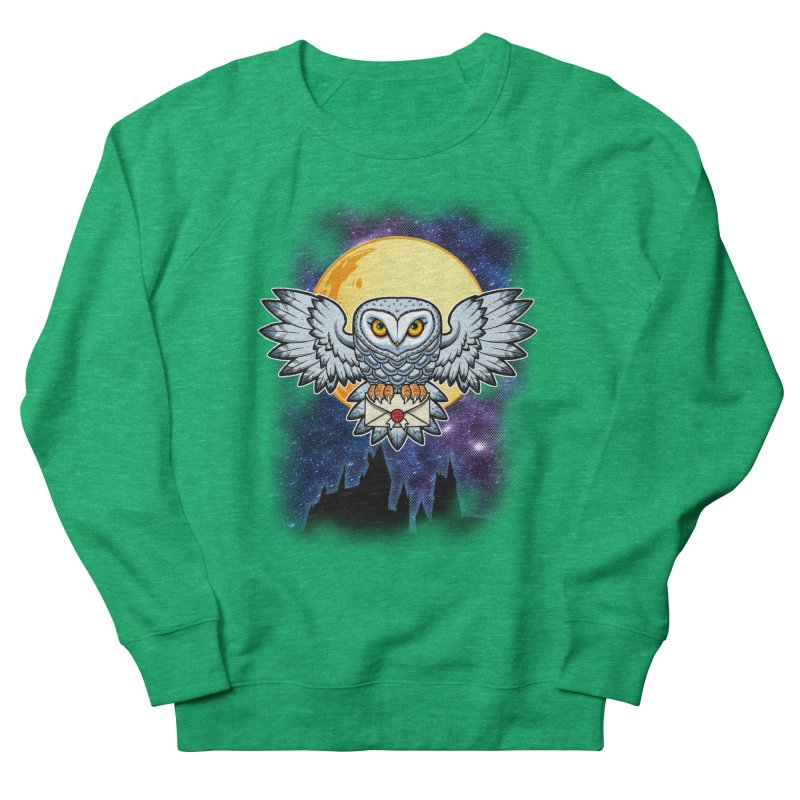 SPECIAL DELIVERY!  Men's French Terry Sweatshirt by Inkdwell's Artist Shop