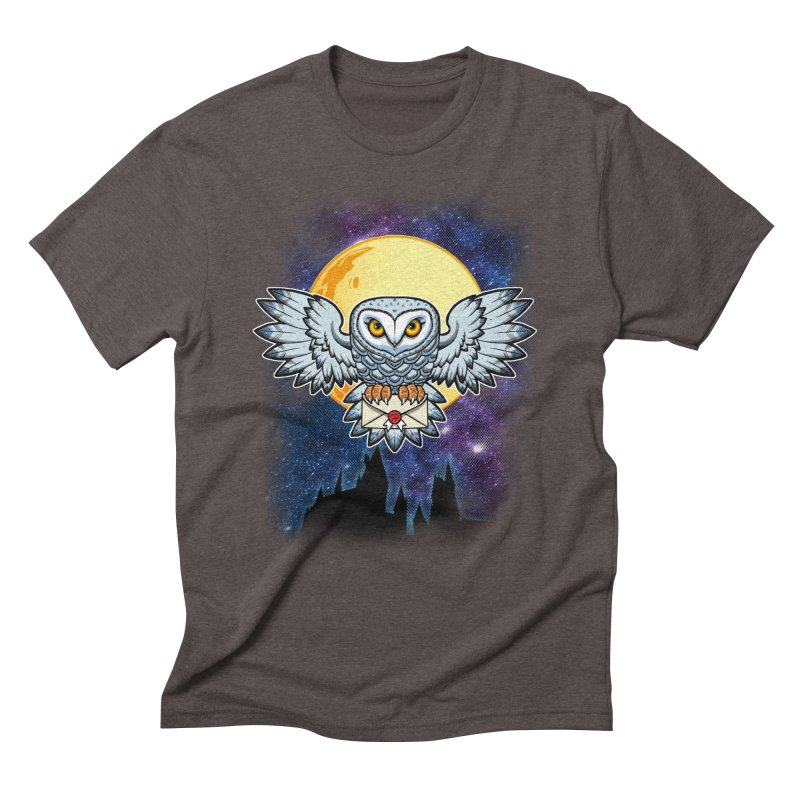 SPECIAL DELIVERY!  Men's Triblend T-Shirt by Inkdwell's Artist Shop
