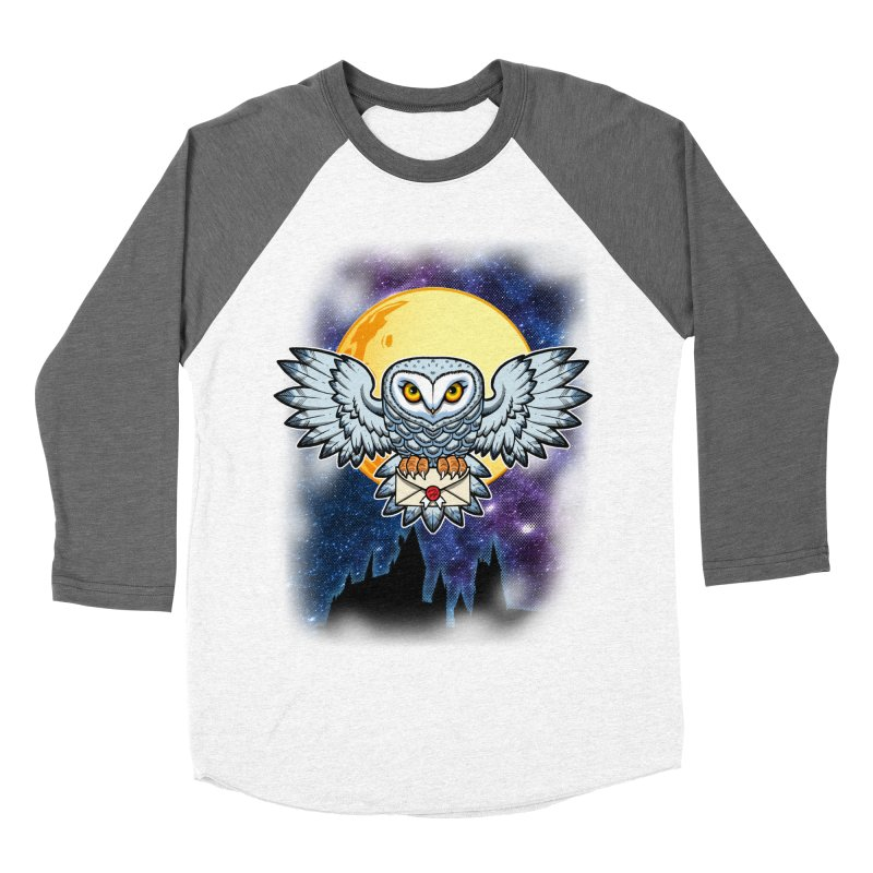 SPECIAL DELIVERY!  Women's Baseball Triblend Longsleeve T-Shirt by Inkdwell's Artist Shop