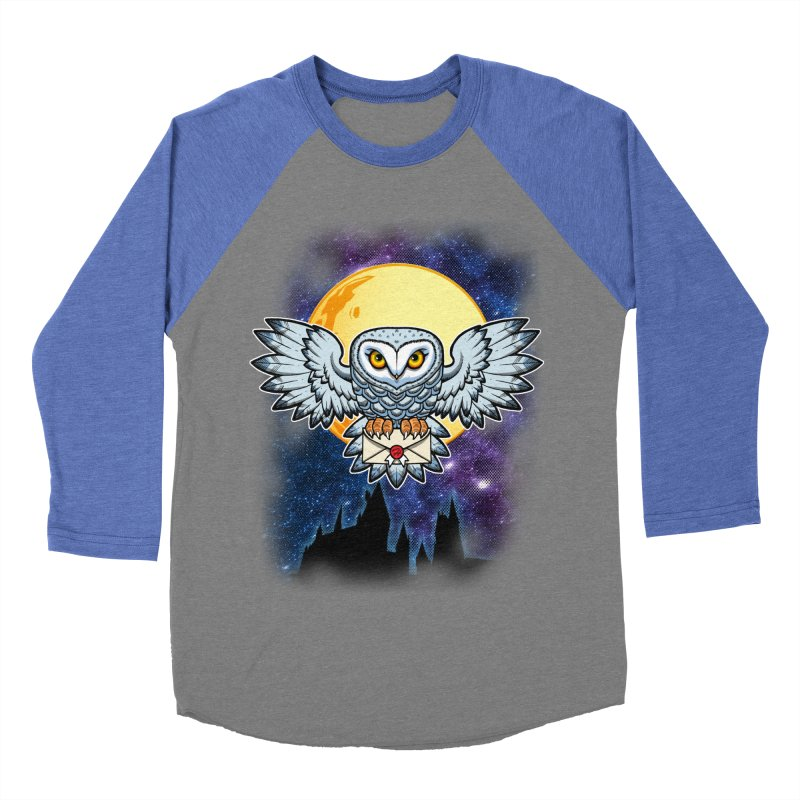 SPECIAL DELIVERY!  Men's Baseball Triblend Longsleeve T-Shirt by Inkdwell's Artist Shop
