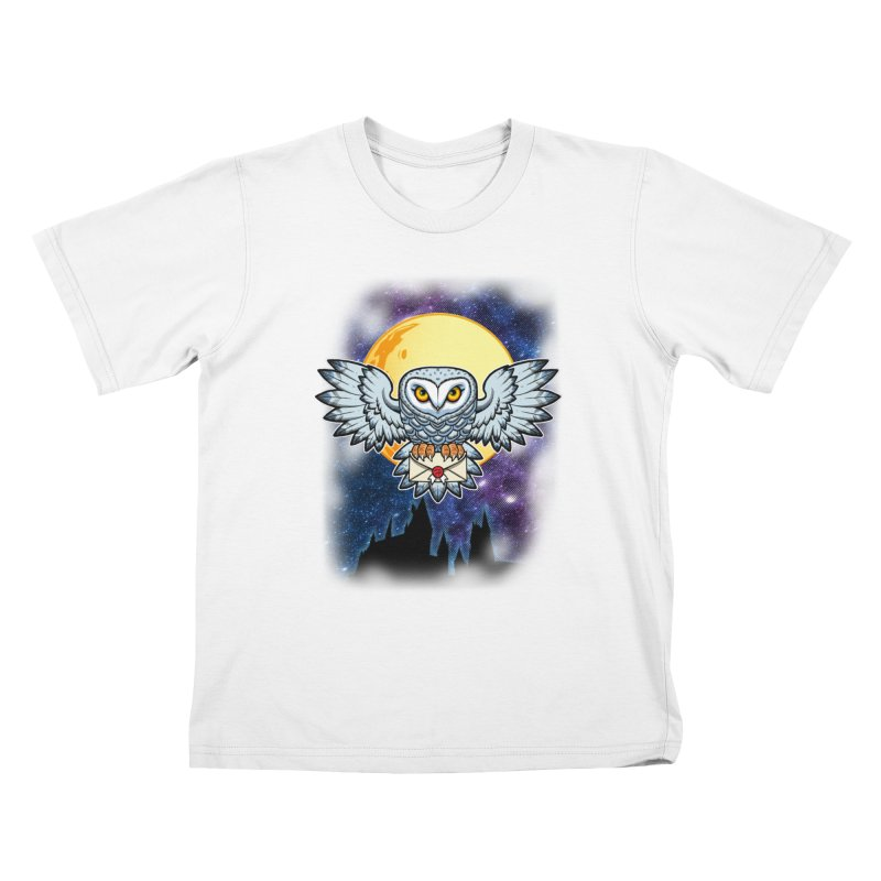 SPECIAL DELIVERY!  Kids T-Shirt by Inkdwell's Artist Shop