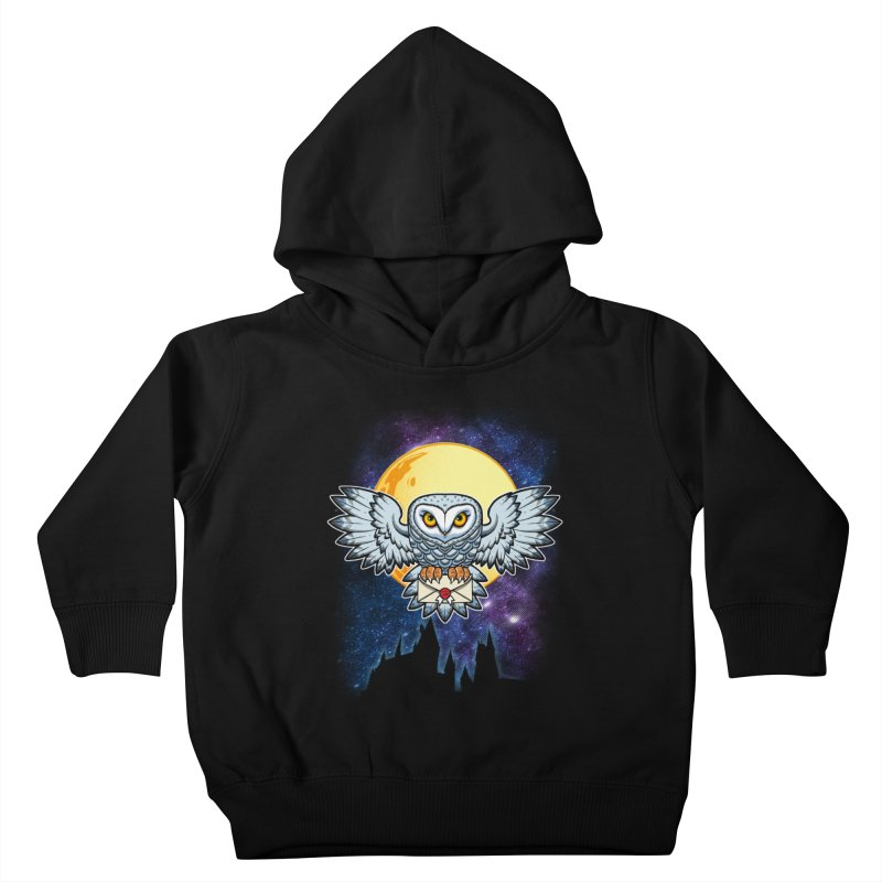 SPECIAL DELIVERY!  Kids Toddler Pullover Hoody by Inkdwell's Artist Shop