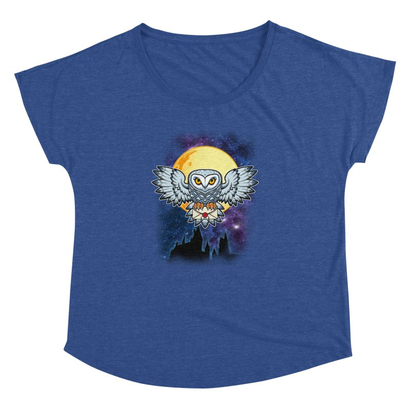 SPECIAL DELIVERY!  Women's Dolman Scoop Neck by Inkdwell's Artist Shop