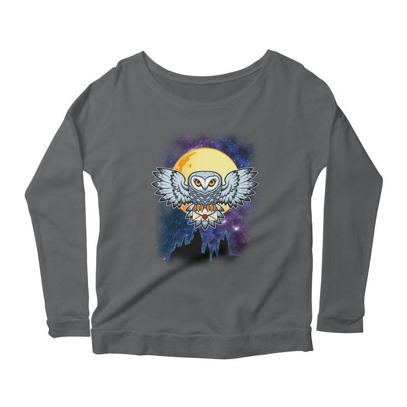 SPECIAL DELIVERY!  Women's Longsleeve T-Shirt by Inkdwell's Artist Shop