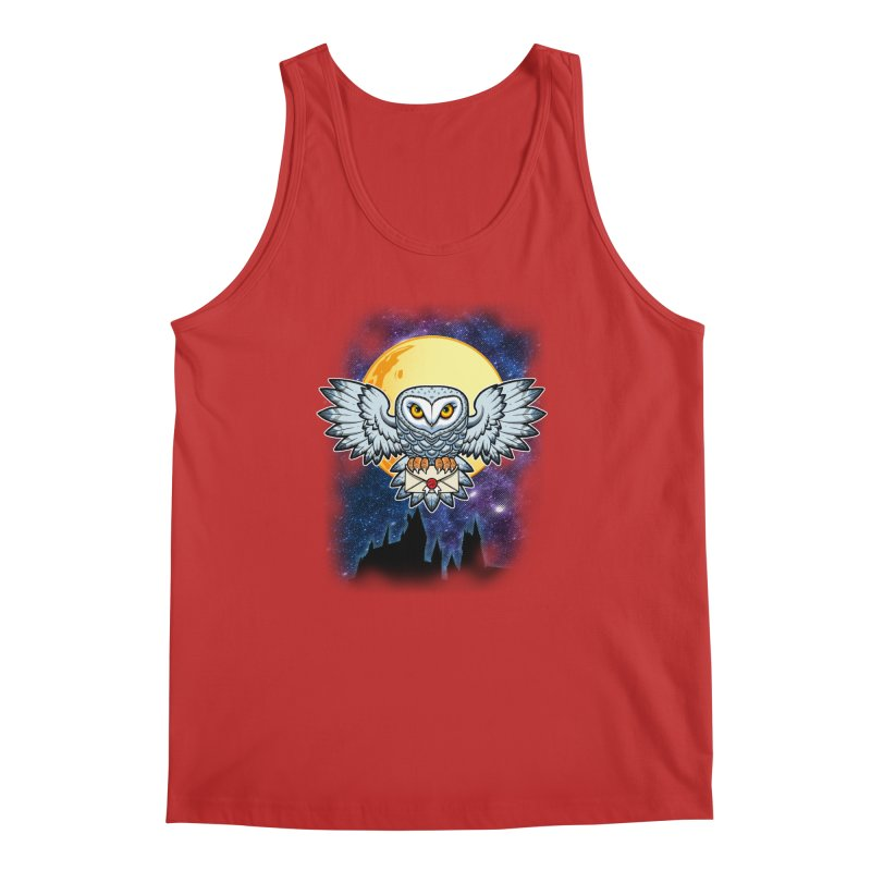 SPECIAL DELIVERY!  Men's Tank by Inkdwell's Artist Shop