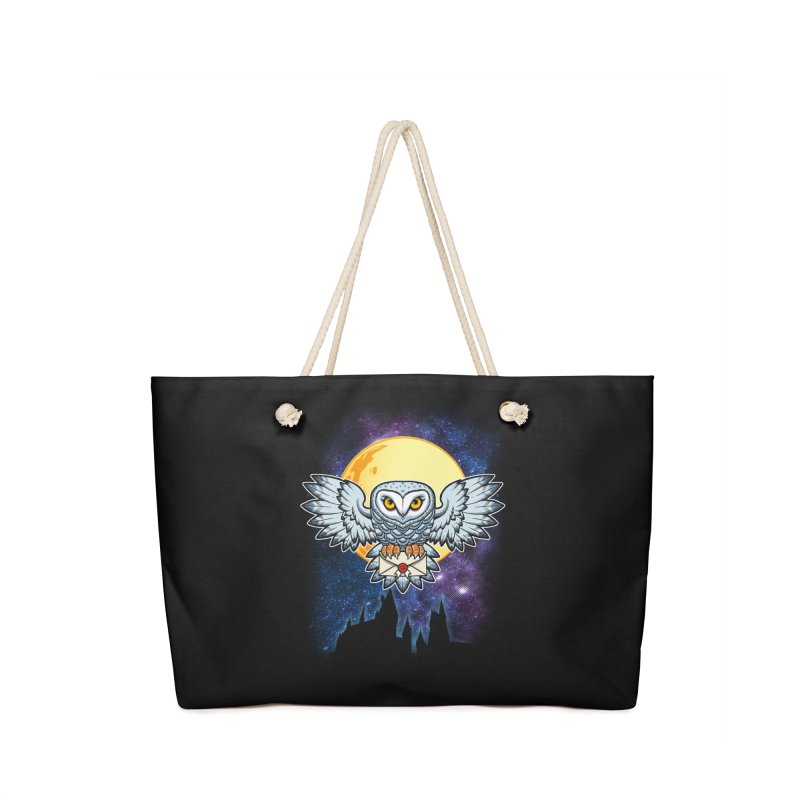 SPECIAL DELIVERY!  Accessories Bag by Inkdwell's Artist Shop