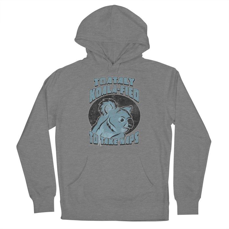 KOALAFIED Women's Pullover Hoody by Inkdwell's Artist Shop