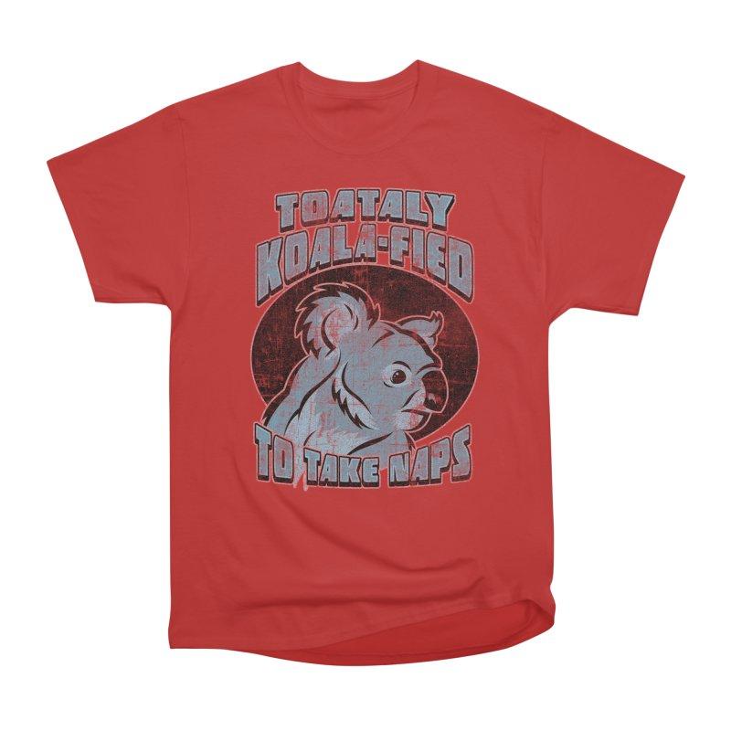 KOALAFIED Men's Classic T-Shirt by Inkdwell's Artist Shop